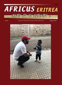 Africus vol. 2 - 2019 Giugno